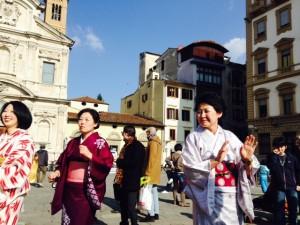 Eventi a Firenze: Carnevale in Borgo Ognissanti 8 Marzo 2014