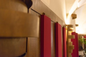 La Sala del Rosso a Firenze e la sua architettura pensata per ottimizzare l'acustica