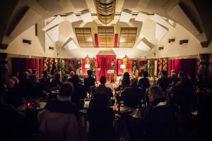 La Sala del Rosso presenta ogni venerdì un concerto jazz