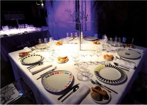 Evento a Firenze: presentazione allestimenti a tema di Chic Celebration al St.Regis Hotel