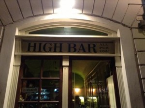 High Bar Firenze