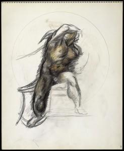 Evento a Firenze: Jackson Pollock La figura della furia dal 16 Aprile al 27 Luglio a Palazzo Vecchio