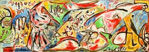 Mostra a Firenze Jackson Pollock La figura della furia