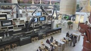 Eventi a Firenze: apertura nuovo primo piano Mercato Centrale Firenze