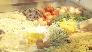 Mangiare a Firenze: Primo piano del Mercato Centrale Firenze