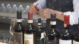 Enoteca monomarca Chianti Classico al Mercato Centrale Firenze