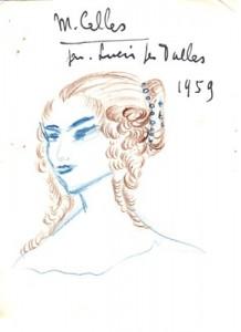 Parrucca per Maria Callas Zeffirelli Filistrucchi Memoria di un sodalizio artistico