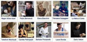 Eventi a Firenze: gli artigiani vincitori del concorso Blogs&Crafts per Artigianato e Palazzo 2014