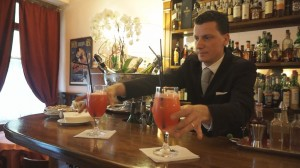 Aperitivo a Firenze Harry's Bar