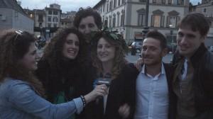 Le interviste ai giovani fiorentini sulla movida, fatte in Piazza Ghiberti da Firenze Fuori