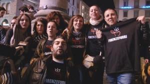 La Notte Bianca di Firenze Fuori 30 Aprile 2014 Movida buona Fiorentina