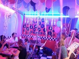 1950 American Diner Firenze - Inaugurazione 25 Giugno 2014