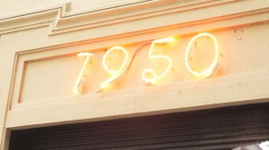 1950 American Diner a Firenze Inaugurazione 25 Giugno 2014