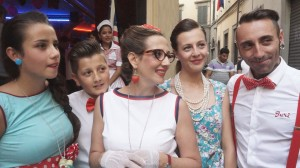 Tristana Tramonti intervista a Firenze Fuori