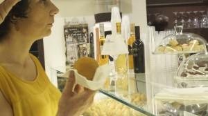Firenze Fuori e le specialità di ARA' è Sicilia in zona Duomo (Via degli Alfani)