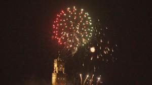 I Fuochi di San Giovanni a Firenze 24 Giugno 2014