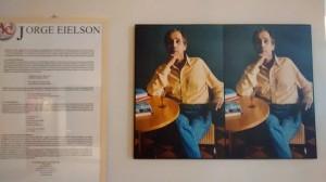 Mostra Jorge Eielson Firenze Gesti ancestrali e forme attuali