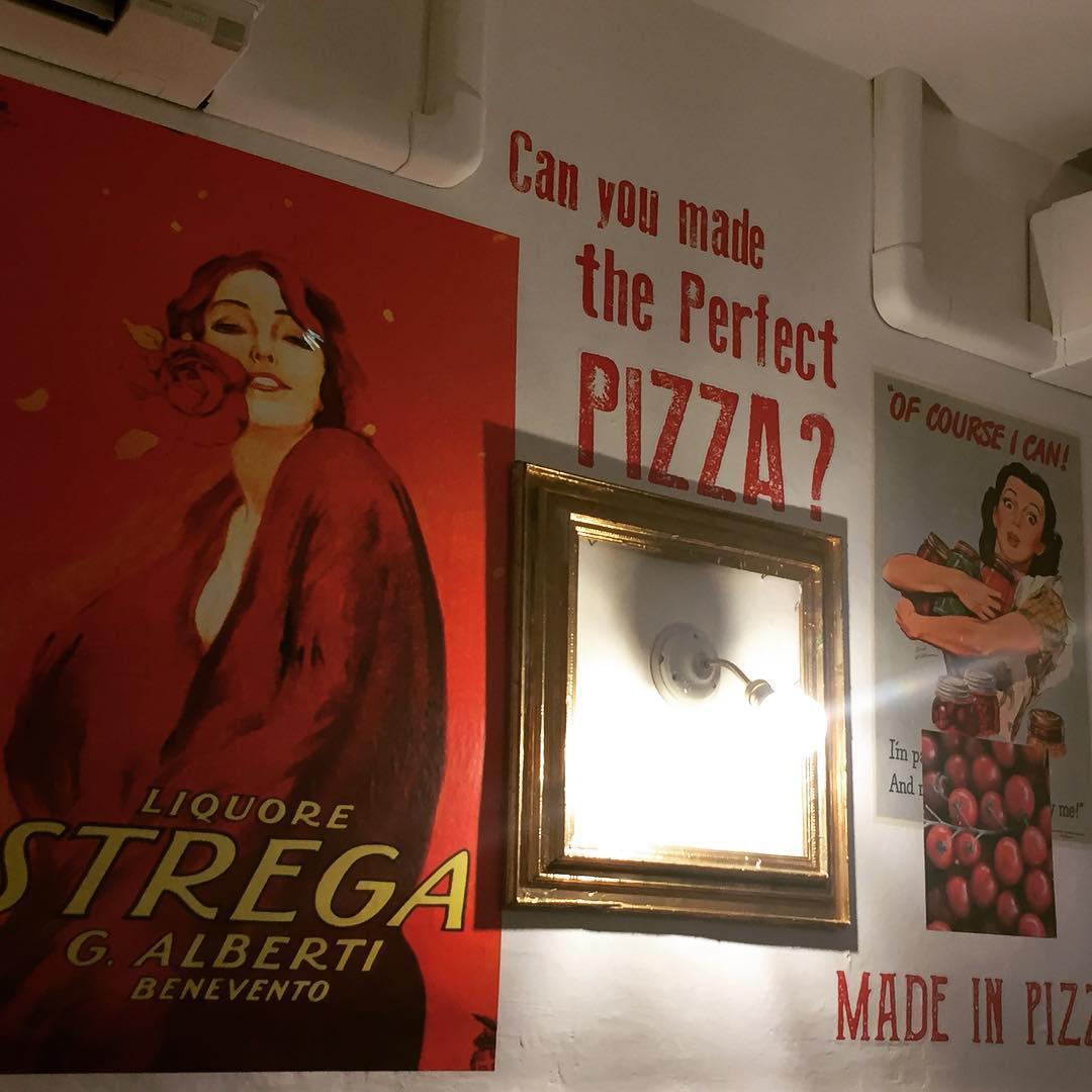 Liquore STREGA firenze firenzefuori pizza