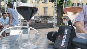 Firenze Fuori alla degustazione vini Acquagiusta
