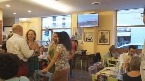 Ogni mese a Firenze La cena degli Artisti alla Taverna degli Artisti