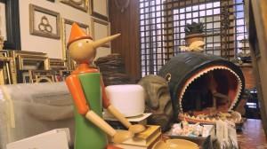 Pinocchio Bottega Maselli Firenze