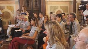 Corri la Vita 2014 Conferenza Stampa per la XII edizione a Firenze