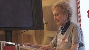 Bona Frescobaldi Conferenza stampa di Corri la vita XII edizione (a Firenze 28 settembre 2014)