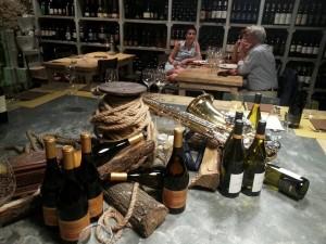 Piazza del Vino è un ristorante a Firenze per gli amanti del vino