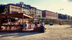 Spiaggia sull'Arno Estate Fiorentina