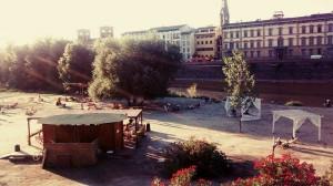 Spiaggia sull'Arno Easy Living Firenze