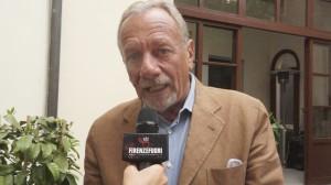 Eugenio Alphandery, presidente dell'associazione Amici delle Ville Medicee