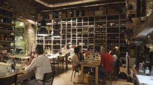 Piazza del Vino dove mangiare a Firenze cucina di diverse regioni d'Italia e bere ottimo vino