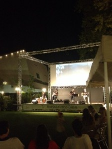 Ba.Band Fosso Bandito Firenze