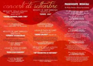 Mercati-in-Musica- Programma Settembre 2014