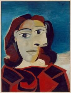 Ritratto di Dora Maar Picasso