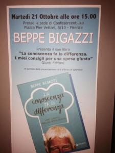 La Conoscenza fa la differenza Beppe Bigazzi