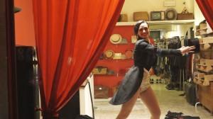 Burlesque in vetrina Rita Lynch Ultimo Spettacolo