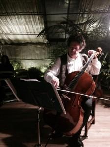 Effetto Serre concerti alle Serre Torrigiani