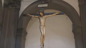 Santo Spirito Crocifisso di Michelangelo