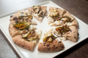 Berberè Firenze pizza zucchine