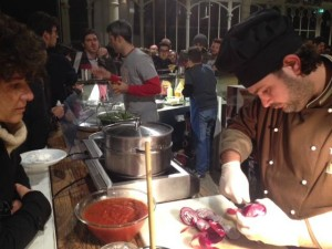 Cucine di strada Biennale Enogastronomica