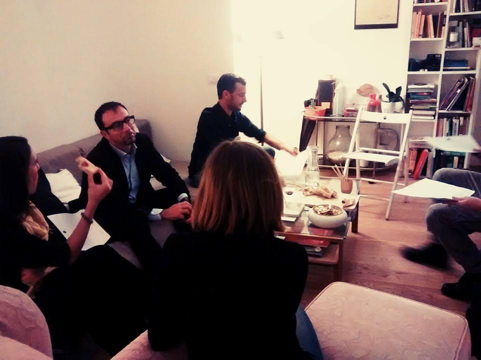 Il corso di cucina creativa romantica di cuisine collectif a firenze - Corso cucina firenze ...