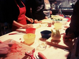 Cuisine Collectif Corso di cucina