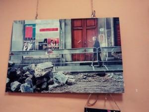 Arte in San Frediano Mostra a Firenze dal Tram alla Tramvia