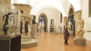Una passeggiata dalla notte all'aurora Halloween al Bargello Firenze 1