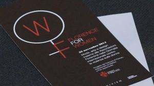 Florence for women 25 Novembre 2014