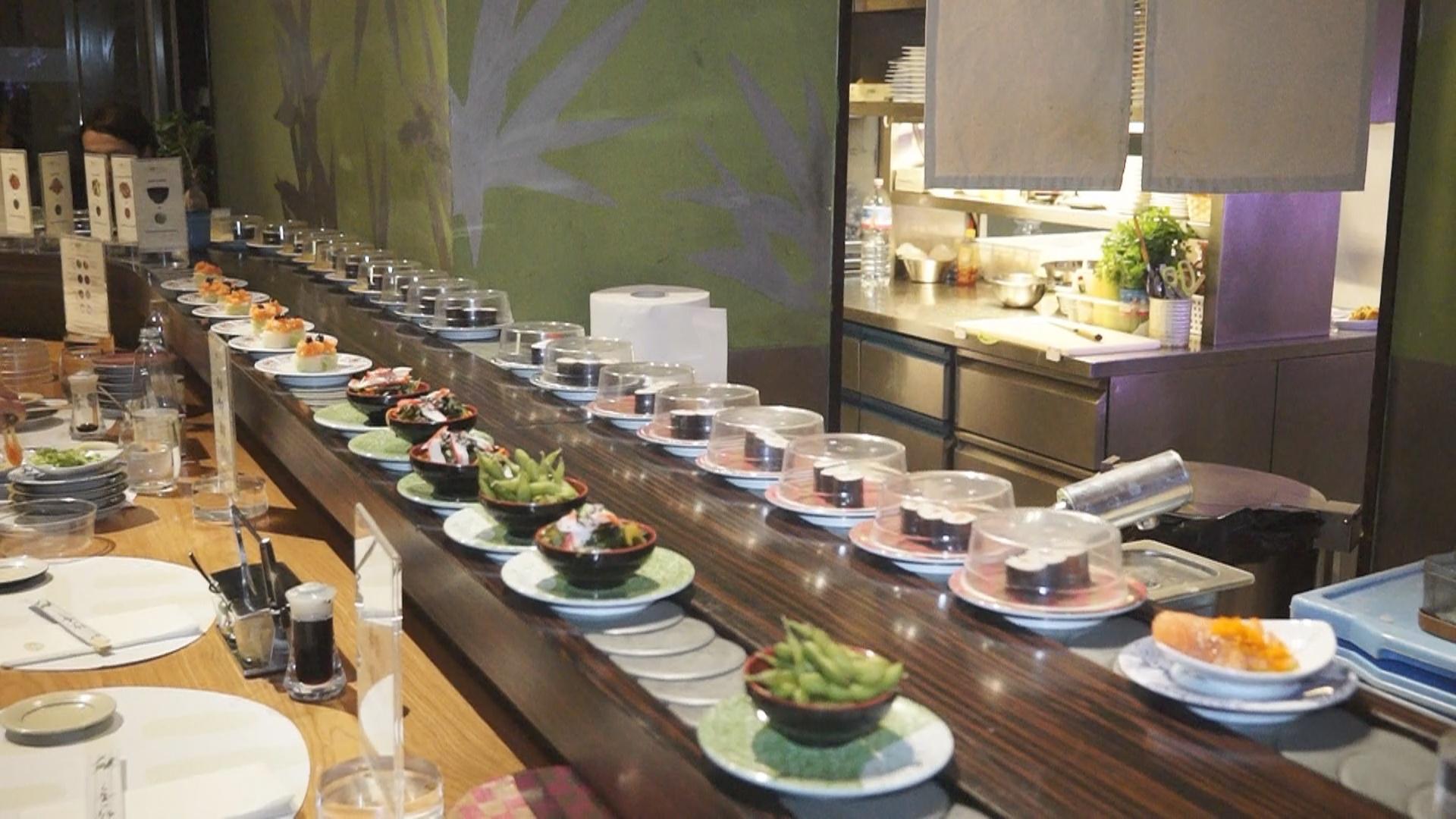 kome ristorante giapponese nel centro storico di firenze