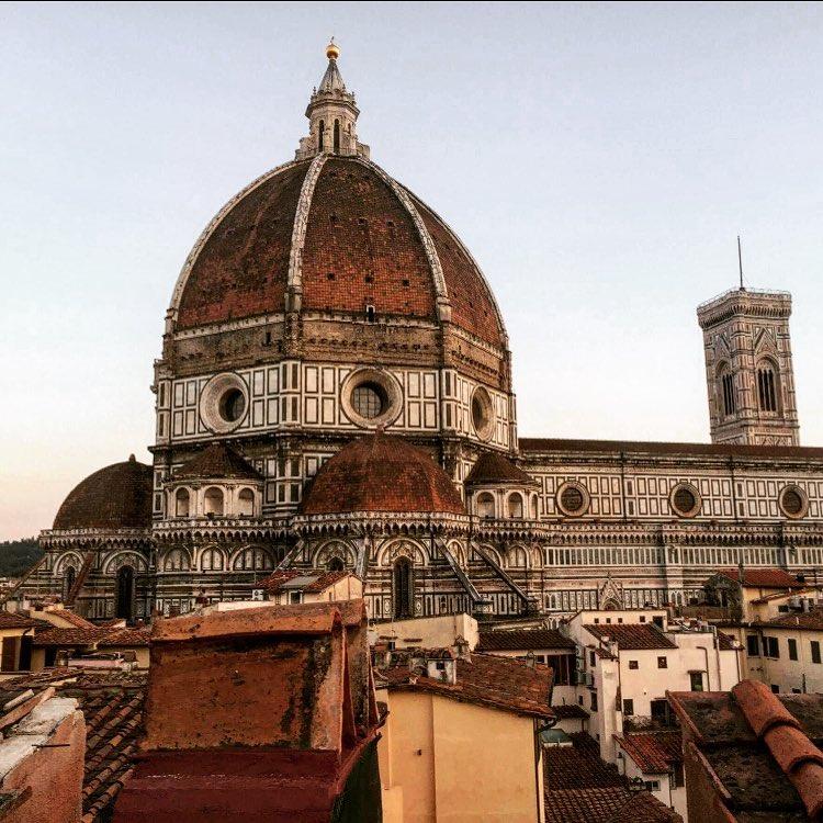 Tetti su Piazza Duomo firenze firenzefuori florence