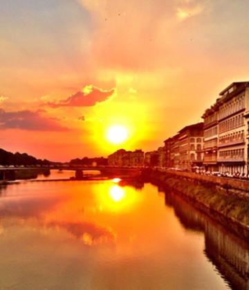 I 5 migliori tramonti di Firenze