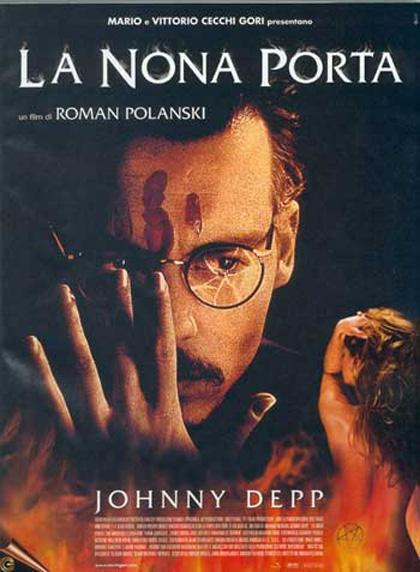 La Nona Porta, con Johnny Depp